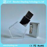 Paypal acepta unidad flash USB Pentágono Cristal (ZYF1502)