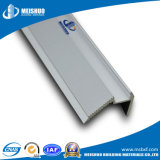 Escalier durable du film publicitaire DEL flairant le métal pour la sûreté d'opération
