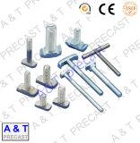 Edelstahl/quadratische T Hauptschrauben-Teil-mit Qualität