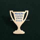Las insignias de trofeos para los Premios de la competencia