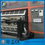 Ventas directas de la fábrica de China todas las clases de máquina disponible moldeada de la bandeja del huevo de la celulosa