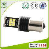3535 LEIDENE Lichte 11W LEIDENE van de Auto 15SMD Lamp
