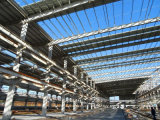 Costruzione chiara moderna prefabbricata della struttura d'acciaio (KXD-015)