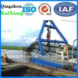 Draga de sucção hidráulica de 250 cbm / h para venda