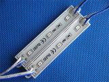 빨간 2835 SMD LED 모듈을 방수 처리하십시오