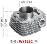 Motorrad-zusätzlicher Motorrad-Zylinder für Wy125c