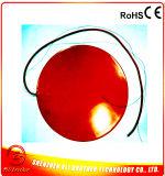 مستديرة [سليكن روبّر] مسخّن [230ف] [180و] قطر [2201.5مّ]