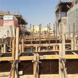 Onder ogen gezien Triplex van het Gebruik van het Cement van de bouw het Concrete Film