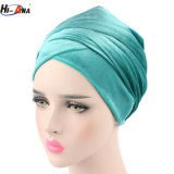 Mestiere musulmano del turbante del velluto delle donne di nuovo modo