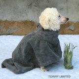 Вспомогательное оборудование полотенца мытья любимчика сухих волос Bathrobe собаки качества