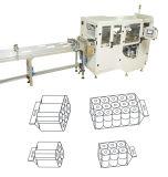 40 48 rollos automático pequeño paquete de rollos de papel higiénico de la máquina de embalaje