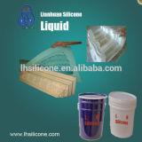 Le silicone RTV 2 pour le sac sous vide moule RCMP/béton plâtre fibreux de cadeaux d'artisanat