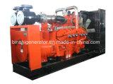La generadora de energía de gas natural (30kVA-1250kVA)
