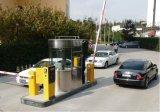 Пассивный считыватель дальнего радиуса действия системы парковки
