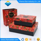 Custom Haut et Bas Boîte cadeau en carton de papier rigide