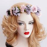 خاصّ بالأزهار شعر نطاق زهرة تاج