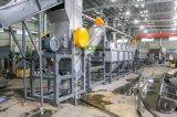 De gebruikte van de de flessen Plastic maalmachine van de Melk van de Riem van het HUISDIER machine/PE van pp