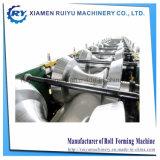 Rullo di piegamento del tetto del fornitore della protezione cinese del Ridge che si forma facendo macchina con il bollo di perforazione idraulico