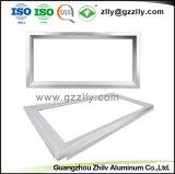 LEIDEN van het Aluminium van de Verkoop van de fabriek Directe Zilveren Frame met ISO9001