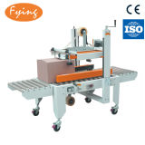 Signal and Side Belt Driven Carton Sealer Machine for Food with It