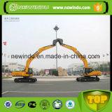 중국 최고 판매 정면 크롤러 굴착기 기계장치 Sy365c