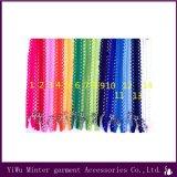 Многоцветные нейлоновые закрытый конец кружева молнии для одежды Wl одежда аксессуары