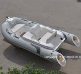 Liya 11FT Rib bateaux 3-5personnes Canot pneumatique fabricant