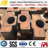 L'alliage DIN 17350 1.2311 /1.2312/1.2738 meurent la plaque en acier pour le matériau de construction