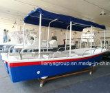 Liya 5.8m FRP Panga-Boots-Passagier-Boote für Verkauf