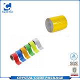 Großverkauf farbige reflektierende Sicherheits-Aufkleber-Kennsätze