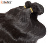 Capelli brasiliani Lbh 134 del Virgin dei capelli umani di 100% dell'onda naturale del corpo