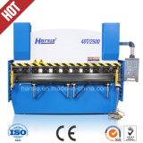 O CNC pressiona o freio, máquina de dobra da placa do CNC para a venda