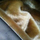 Las fibras acrílicas Cony tejido de lana