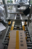 Обе стороны кузова машины для производства продуктов питания