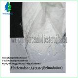 Ausschnitt-Schleife-rohes Steroid Puder Primobolone Methenolone Azetat für Bodybuilers