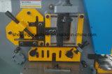 Estaca Q35y-20 de aço que perfura e máquina de dobra