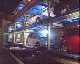Véhicule automatique des prix bon marché empilant le système de stationnement