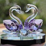 De in het groot Herinnering van de Gast van de Giften van het Huwelijk van de Zwanen van het Kristal