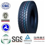 pneu radial de camion de configuration de bloc de l'acier 18pr de position d'entraînement 12r22.5