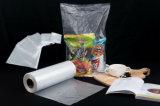 Пластичный мешок бакалеи хлеба на мешках хранения еды крена