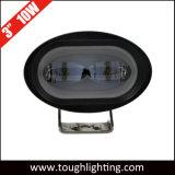 10-60V 3 indicatori luminosi di sicurezza rossi di zona LED del carrello elevatore di pollice 10W