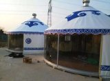 15 Sqm屋外のモンゴルのYurtのテント党イベントのテント