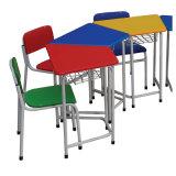 خشبيّة دار حضانة قاعة الدرس مكتب وكرسي تثبيت