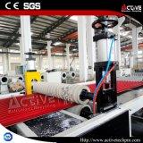 PVC屋根瓦の放出ラインまたは機械のための対ねじ押出機