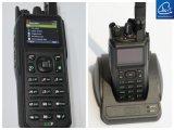P25 воинское Handheld радиоий, мультимодное Handheld радиоий P25 в 37-50MHz