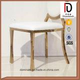 ピーナツ形の食堂のための現代ステンレス鋼の椅子