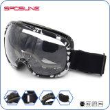 Óculos de neve Anti-Fog Lente PC fabricante óculos de esqui flexível