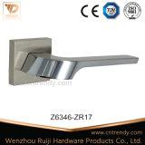 조립된 자물쇠 가구 문 손잡이 (Z6326-ZR03)