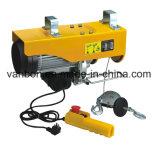 소형 전기 철사 밧줄 호이스트 PA1000
