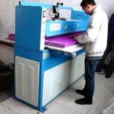 Scherpe Machine van de Matrijs van de Pantoffel van het Leer van het hydraulische Vliegtuig de Rubber